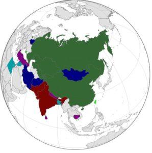 軍事同盟の世界地図~トランプと...